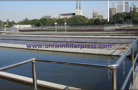 municipal wastewater jiangsu
