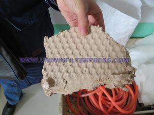 magnesium filter cakes