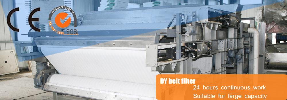 DY-belt-filter