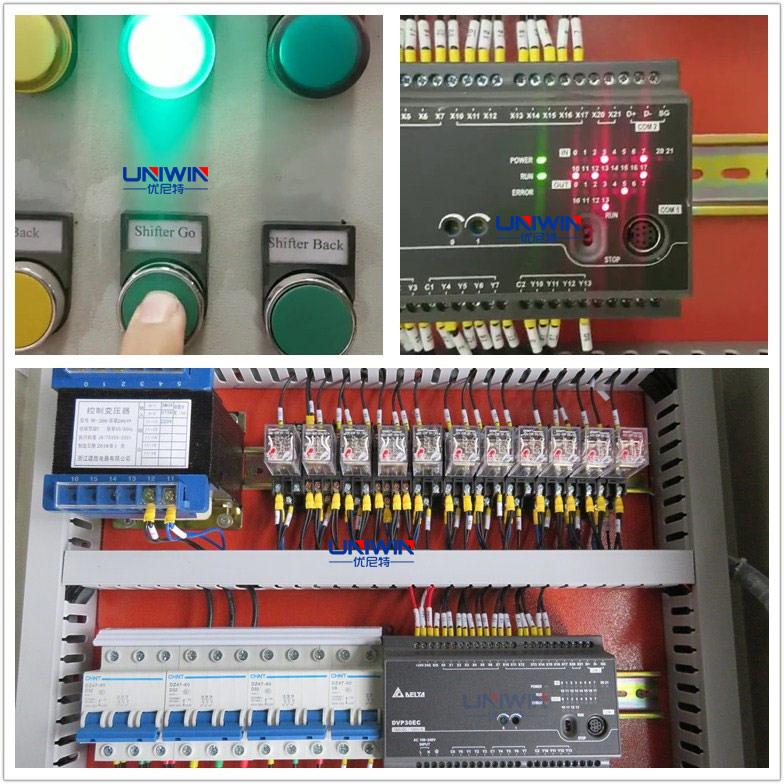filter press PLC