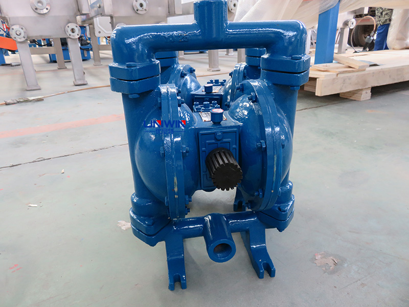 Diaphragm pump QBY 25
